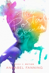 THE PORTAL OPENER ACTION ANNABEL FANNING BARNES AND NOBLE EBOOK COVER