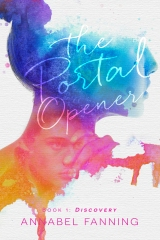 THE PORTAL OPENER DISCOVERY ANNABEL FANNING BARNES AND NOBLE EBOOK COVER